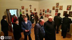 Ikon kiállítás nyílt Nyíracsádon